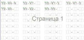Образец формы для регистрации ИП. Лист 3