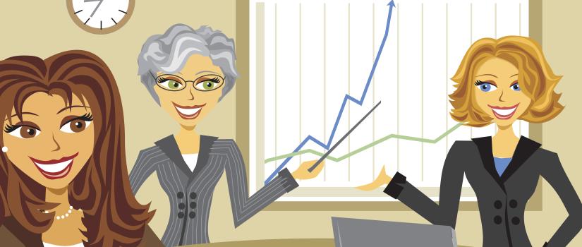 Идеи бизнеса на дому для женщин