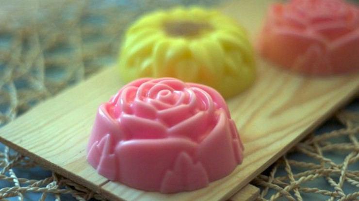 Производство фигурного мыла