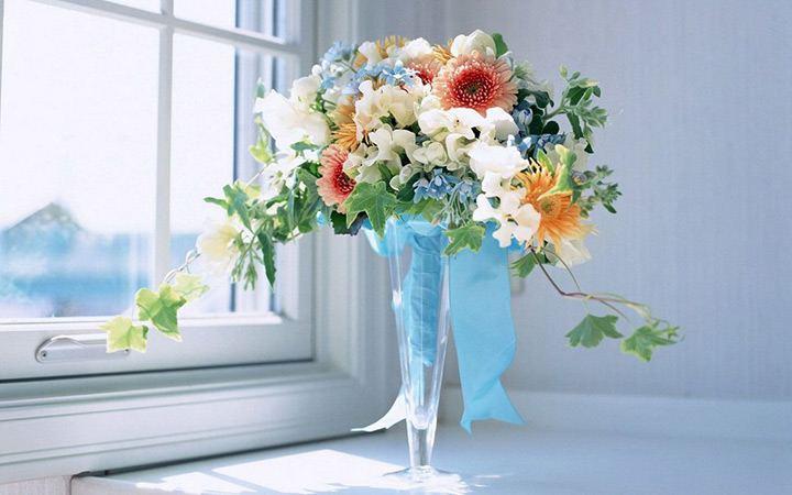 идеи для бизнеса: доставка цветов