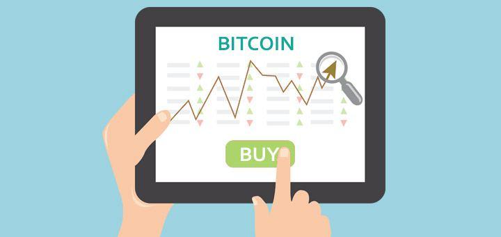 Покупка БИТКОИН через биржи
