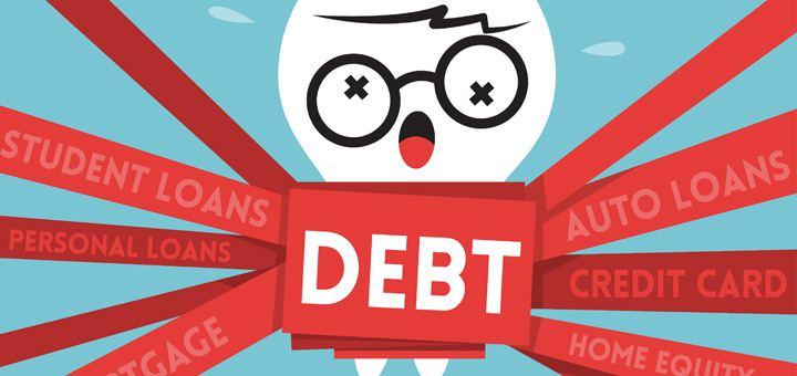 Как вылезти из долговой ямы, если негде взять деньги. Как избежать долгов?