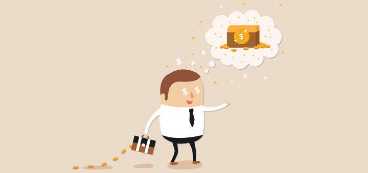 Ошибки новичка и две стороны игры на бирже