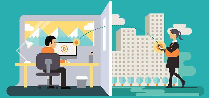 Применение криптовалюты