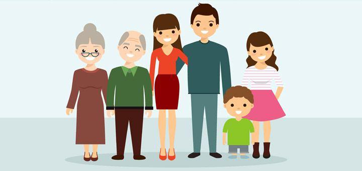 Как прописать семью в ипотечной квартире?