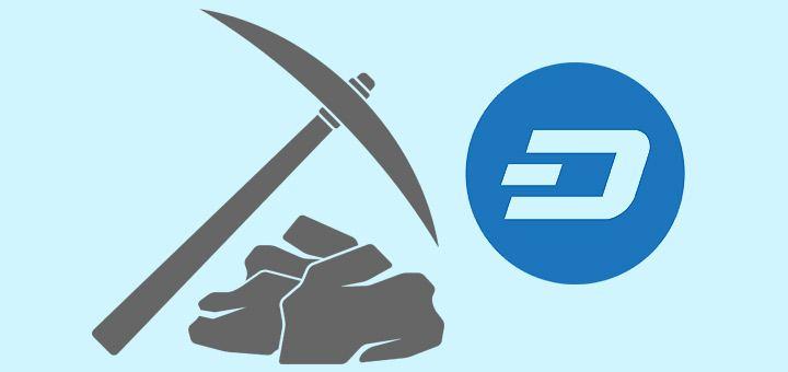 Майнинг криптовалюты Dash