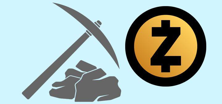 Майнинг криптовалюты ZCASH