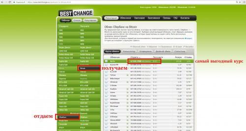Покупка биткоин через пункты обмена электронных валют. Выбираем лучший обменник биткоинов