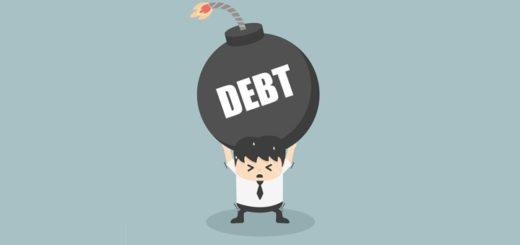 Закрытие ИП с долгами в ПФР и налоговой в 2017 году