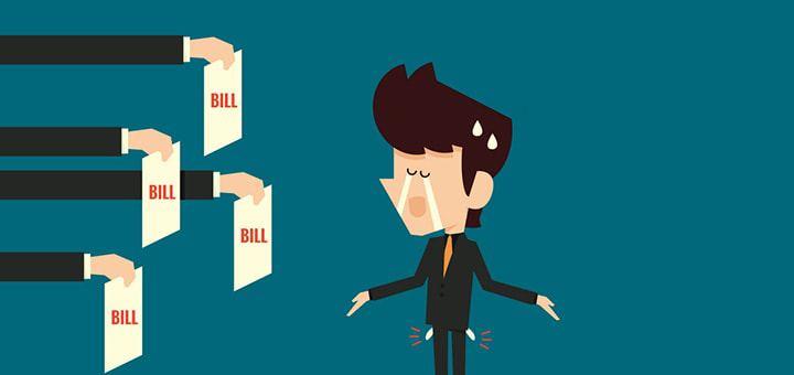 Долг и ликвидация ИП. Этапы ликвидации ИП с долгами