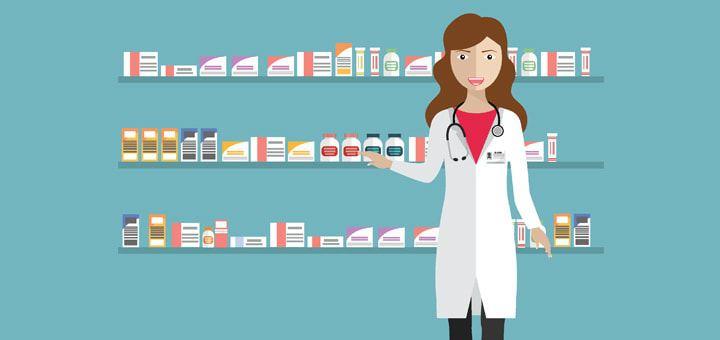 Персонал для аптеки