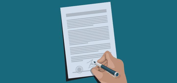 Требования к содержанию договора оферты