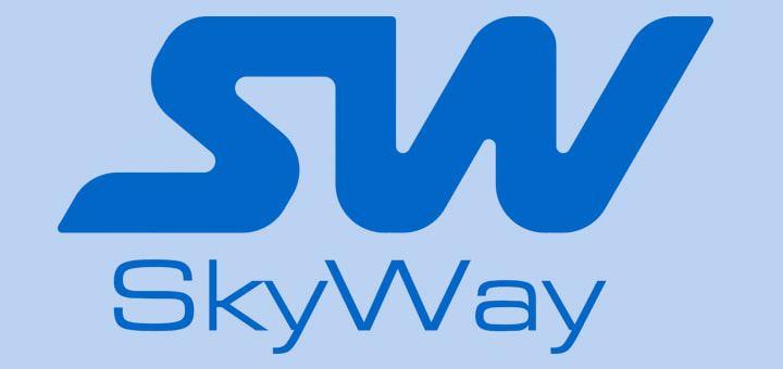 Официальный логотип Sky Way