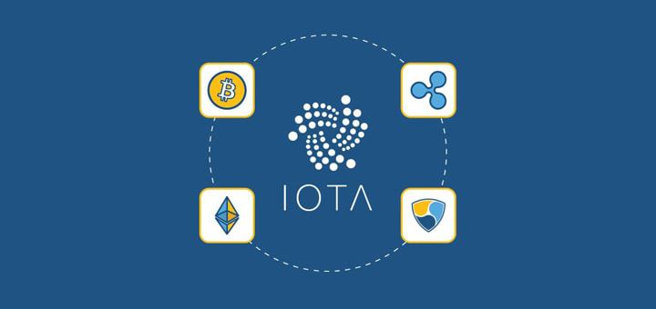 Отличия Iota от Bitcoin и других классических криптовалют