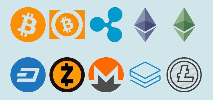 Альтернативы Биткоину: Топ 5 надежных и перспективных криптовалют