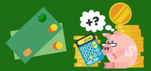 Условия пользования льготным периодом кредитных карт Сбербанка