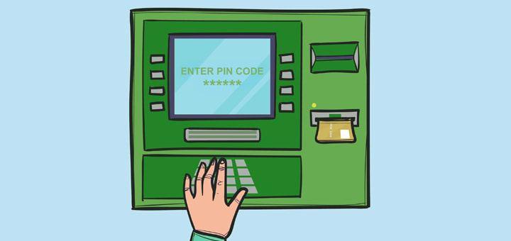 Особенности снятия наличных средств с кредитки Виза Голд от Сбербанка