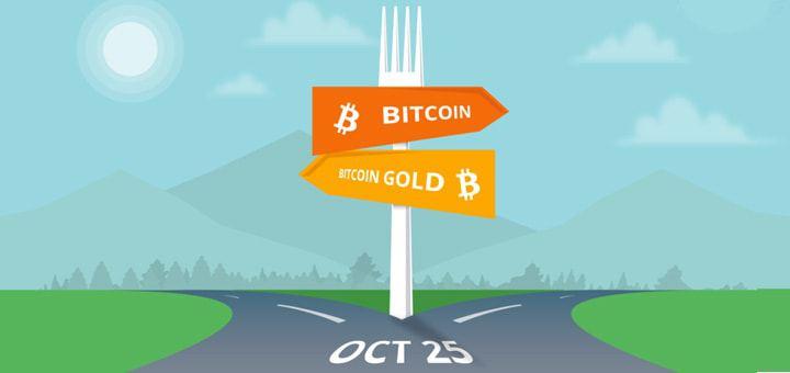 Хардфорк биткоина. Криптовалюта Bitcoin Gold