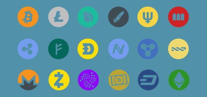 Какие цифровые монеты существуют?