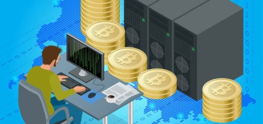 Майнинг криптовалют в 2018 году
