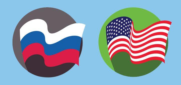 В какие отрасли США направляются средства из РФ?