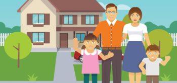 Ипотека для молодой семьи в 2018-2022 году и госпрограмма