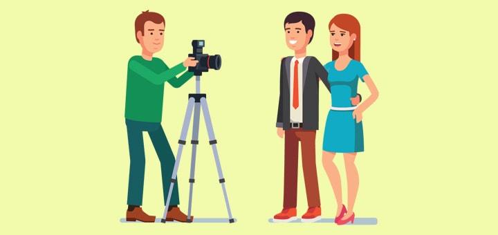 Частный фотограф как бизнес с небольшими вложениями в маленьком городе