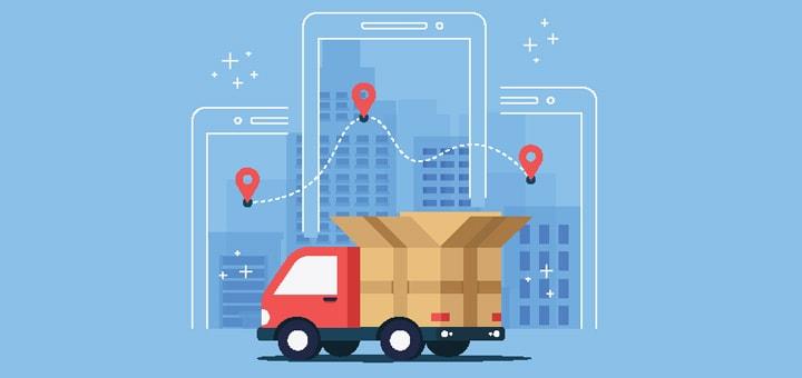 Доставка товаров из крупных магазинов как идея бизнеса с небольшими вложениями