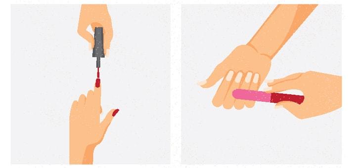 Домашний мастер маникюра, педикюра как идея бизнеса с небольшими вложениями