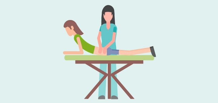 Детский массажист как идея для женского бизнеса на дому