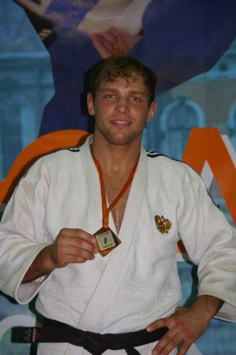Алексей Леденев чемпион мира по дзюдо