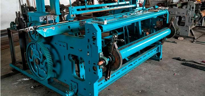 Мини завод по производству сетки рабицы