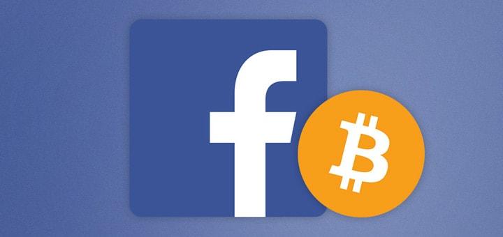 Фейсбук снял запрет с рекламы криптовалют