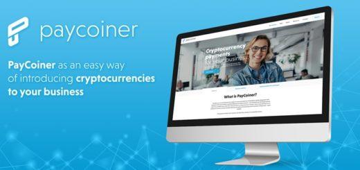 PayCoiner как простой способ ввести криптовалюту в вашей компании