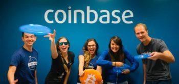 Новые монеты на криптобирже Coinbase