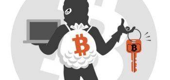 Хищение криптовалюты: легче, чем ограбить банки