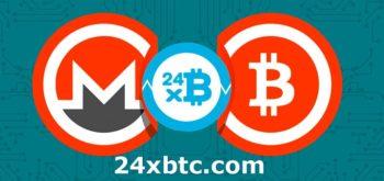 Как продать криптовалюту быстро и выгодно - сервис 24xbtc.com