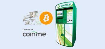 Coinme расширяет сеть крипто-киосков
