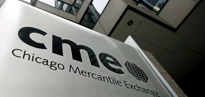 CME объявляет рекордный объем фьючерсов на биткоины