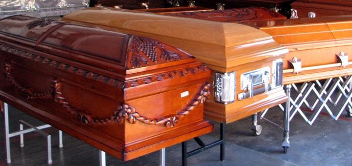 Производство гробов