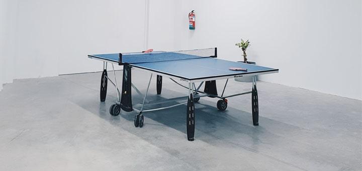 Производство столов для настольного тенниса