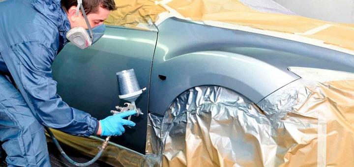 Покраска машин, ремонт кузова