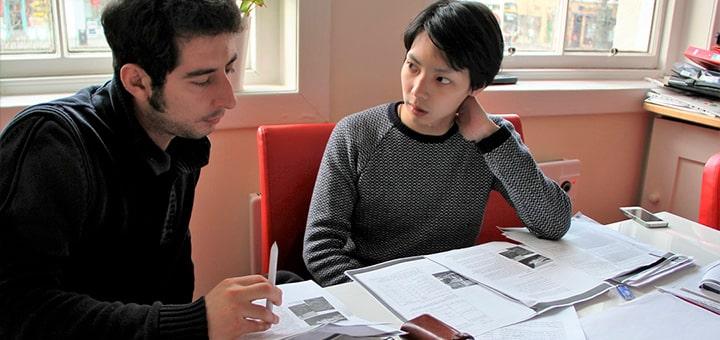 Курсы английского языка с носителями