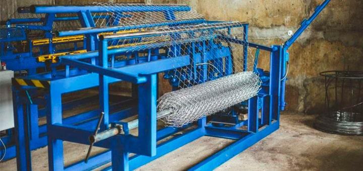 Открытие производства сетки-рабицы