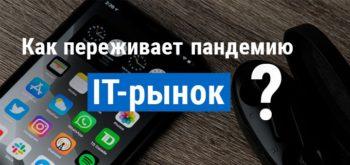 Кто на российском IT-рынке лучше переживает пандемию