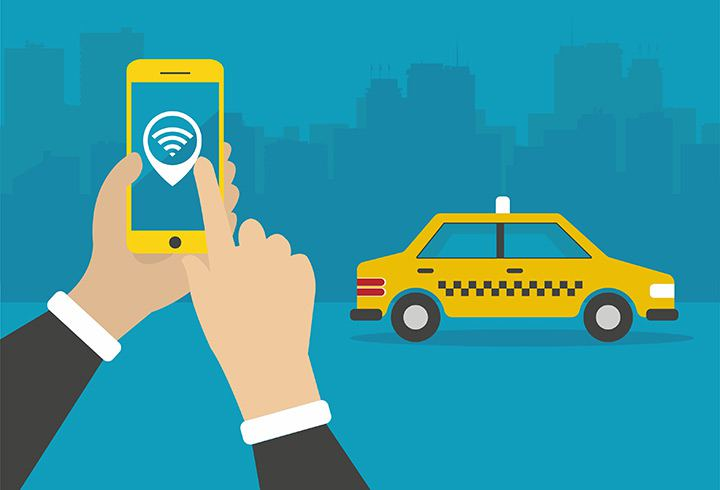 аренда машин для такси как бизнес