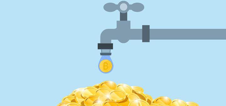 Что такое биткоин кран?