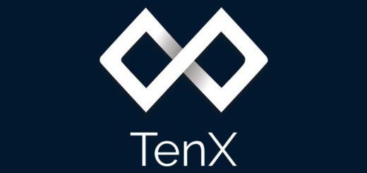 Криптовалюта Tenx